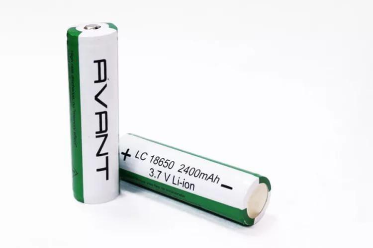 Литиевый Аккумулятор AVANT 18650 2400mAh 3.7v Li-ion