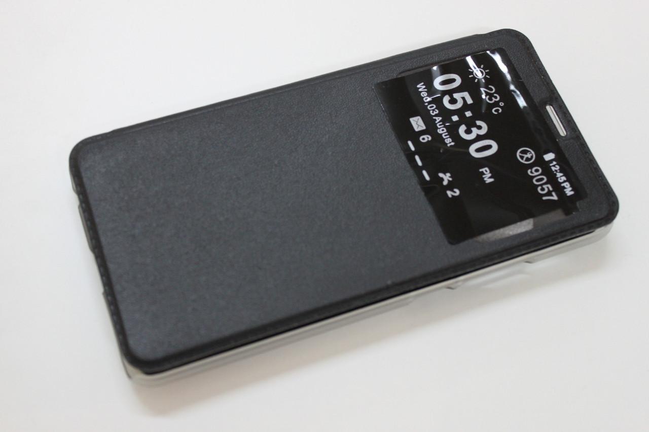 Кожаный чехол для Meizu M5 Note - минимальный заказ 3 шт!