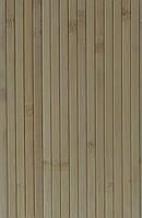 Панель МДФ, бамбук, 12 мм светлая ламинированная 0,9х2,7 м