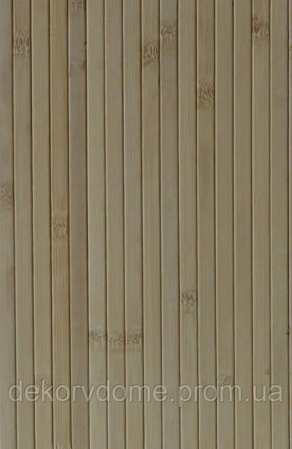 Панели бамбуковые