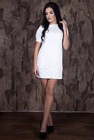 Красивое платье с бусинками в 5ти цветах