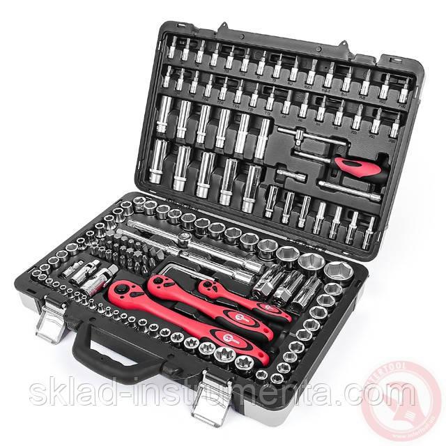 Профессиональный набор инструментов 151 ед., фото 1