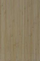 Панель МДФ, бамбук, BW-101 светлая ламинированная 0,9х2,7 м