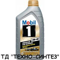 Моторное масло Mobil 1 FS 0W-40 (1л)
