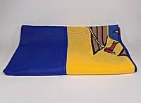 Флаг Молдавии - (Печать) - (1м*1.5м)
