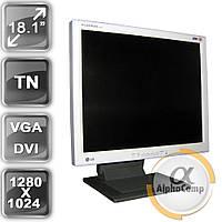 """Монитор 18.1"""" LG Flatron L1811B (TN/4:3/VGA) б/у"""