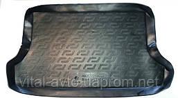 Коврик в багажник  полимерный Suzuki Grand Vitara 5 дверн. 2005 г.-