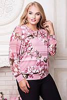 Женская блуза большого размера 52-62 SV 1140