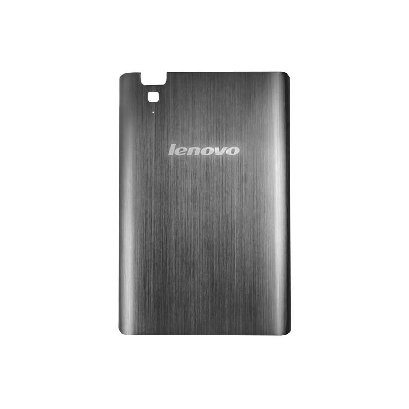 Задняя крышка для Lenovo P780 Silver Оригинал