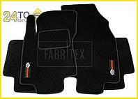 Ворсовые коврики Nissan X-Trail (T32), 2014-…, Полный комплект, (хорошее качество), Ниссан Х Трейл