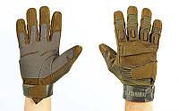 Перчатки тактические BLACKHAWK 4468G. Рукавички спортивні