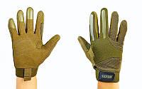 Перчатки тактические, BLACKHAWK 4924G. Рукавички спортивні