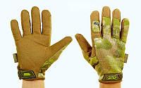 Перчатки тактические, MECHANIX 5623M. Рукавички спортивні