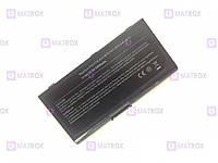 Аккумуляторная батарея для Asus N70 series, 5200mAh, 10.8v