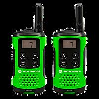 Радиостанция Motorola TLKR-T41 Green Twin Pack
