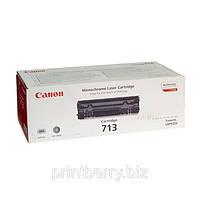 Заправка лазерного картриджа Canon 713