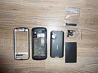 Корпус Nokia C6-00 KOREA COVER черный Качество!!!
