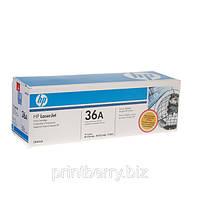 Заправка лазерного картриджа HP CB436A (36A)