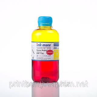 Чернила водные ink-mate EIM-110 для Epson, Yellow, 200 г, водные