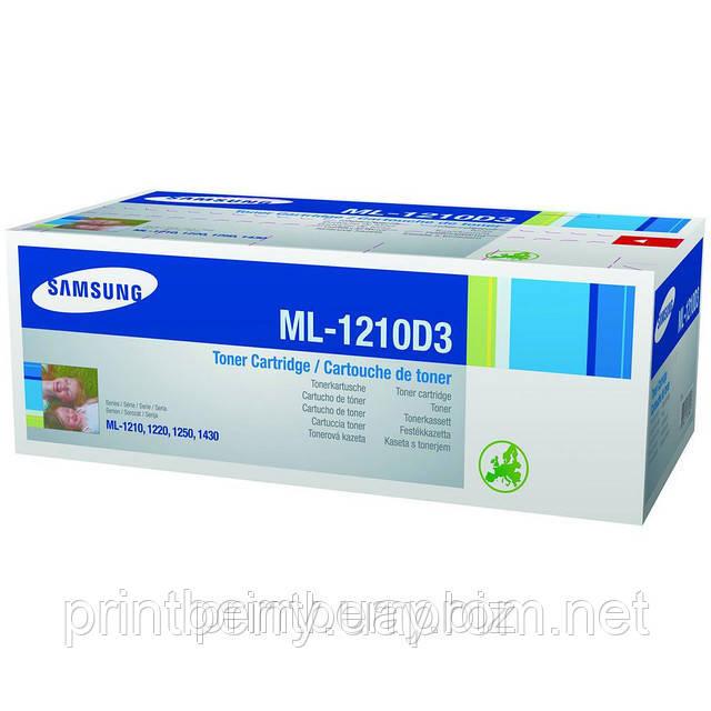 Заправка лазерного картриджа Samsung ML-1210D3 (1210) - Принтберри в Одессе