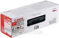 Заправка лазерного картриджа Canon 728