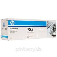 Заправка лазерного картриджа HP CE278A (78A)
