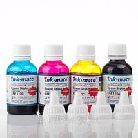 Комплект чернил ink-mate EIM-110 для Epson, C, M, Y, K, 4х50 г (водные)