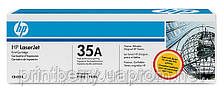 Заправка лазерного картриджа HP CB435A (35A)