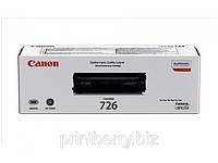 Заправка лазерного картриджа Canon 726