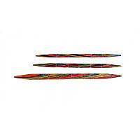 20501 Спицы вспомогательные 3 шт. (3.25, 4.00, 5.00 mm) Symfonie Wood  KnitPro