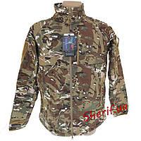 Куртка тактическая камуфляж без капюшона Shark Skin Soft Shell Multicam BE0996UA
