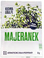 Приправа Майоран KUCHNIA LIDLA.PL Majeranek 8г.