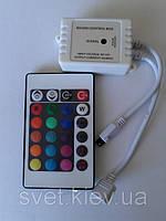 Музыкальный RGB контроллер 72W