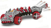 Хот вилс машинка мутант Hot Wheels  Skullface со светом и звуком 32 см, Toy State, фото 1
