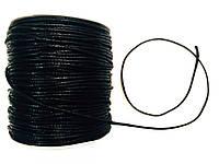 Шнур вощеный 100м в рул ( толщина 1,5мм)
