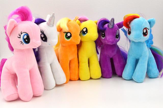 Мягкие игрушки Май Литл Пони