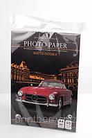 Матовая двухстороння фотобумага для струйных принтеров Revcol А4, 280 г/м², 50 л