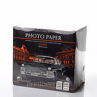Глянцевая фотобумага для струйных принтеров Revcol 10х15, 240г/м², 500 л, односторонняя