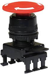 Кнопка-грибок HH55C1 откл. поворотом