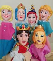 Кукольный театр Золушка  7111