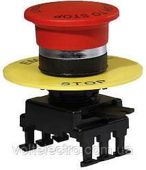 Кнопка-грибок HG55В1 откл. вытягиванием