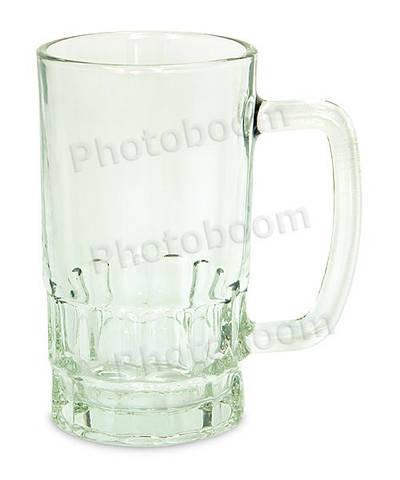 Пивной бокал Beer Mug 16, стеклянный прозрачный