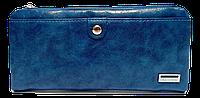 Женский кошелек BALISA на кнопках бирюзового цвета DTO-005561