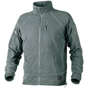 Куртка флисовая Helikon-Tex® Alpha TACTICAL/ Shadow Grey