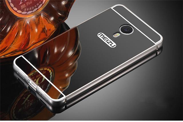Алюминиевый чехол для Meizu M5 mini - минимальный заказ 3 шт!