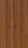 Панель МДФ, бамбук, BW-101 темная ламинированная 0,9х2,7 м