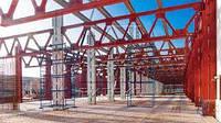 Проектирование,изготовление и монтаж металлоконструкций