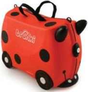 Детский чемодан на колесах HARLEY LADYBUG Trunki P061