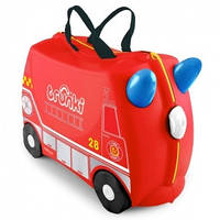 Детский чемоданчик Frank Fire Truck  Trunki TRU-0254