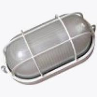 Светильник светодиодный влагозащищенный овал белый (светильник светодиодный ip44) 60w E27,Electrum